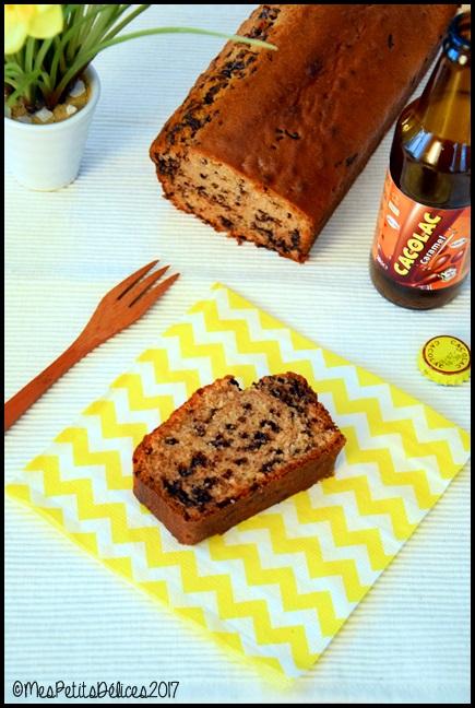 cake cacolac 3C Cake choco caramel au Cacolac