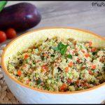 taboulé légumes grillés 2C