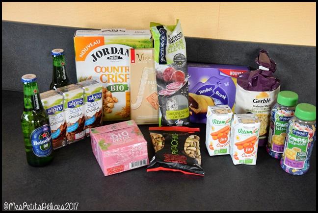 Degustabox septembre 2017C Crèmes dessert au chocolat et fève tonka {sans gluten, sans lactose}