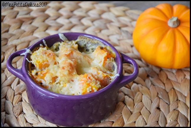 gratin butternut quinoa2C Gratin de butternut et quinoa