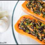 butternut farcie végétarienne 3C