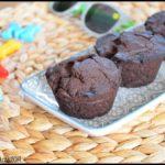 Muffins très chocolatés 2C