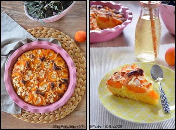 tarte briochée aux abricots 1C horz Tarte briochée aux abricots