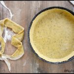 pâte à tarte huile d'olive herbes de pvce 1C