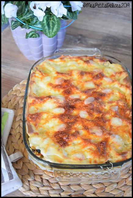 lasagnes blettes 1C Lasagnes aux blettes