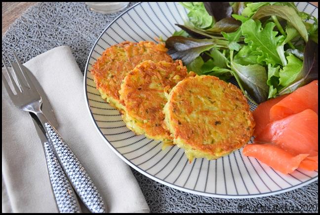 galettes de pommes de terre 1C Galettes de pommes de terre (Rösti)