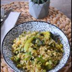 blé aux légumes verts 1C