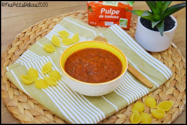 sauce tomate express 1C Sauce tomate express