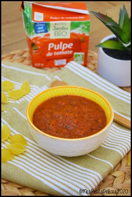 sauce tomate express 2C Sauce tomate express