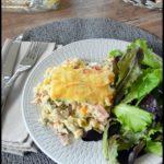 gratin de crozets à la raclette 2C