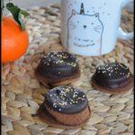 mini fondants chocolat nappés 1C