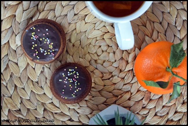 mini fondants chocolat nappés 4 Mini fondants au chocolat nappés