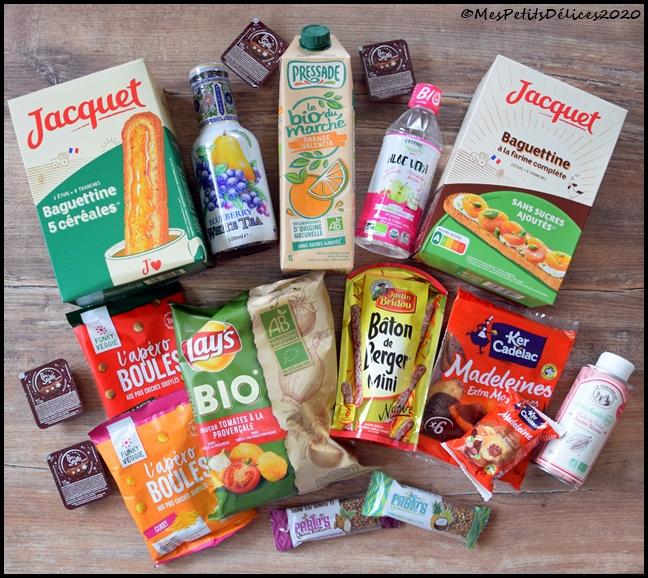 degustabox 04 2020C Salade de brocoli, carotte et boulgour sauce asiatique