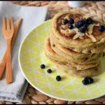 pancakes super fluffy au levain 2C