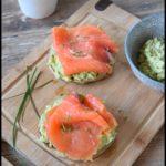 avocado toast pancake 1C