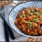 quinoa aux légumes d'été 3C
