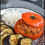 tomates farcies au quinoa 1C