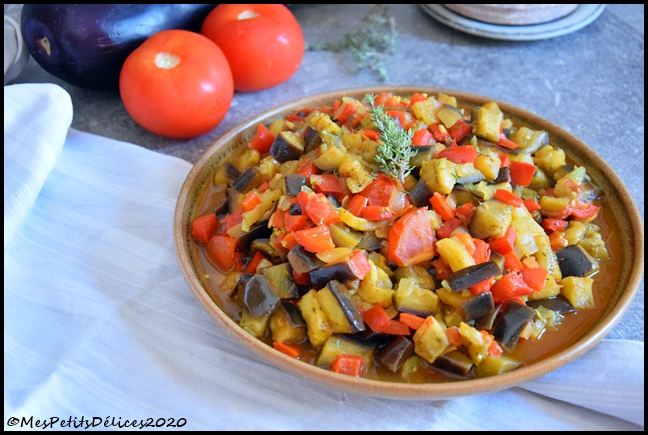 aubergines à lindienne 2C Aubergines à lindienne