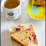 cake fondant fraises amandes 4C
