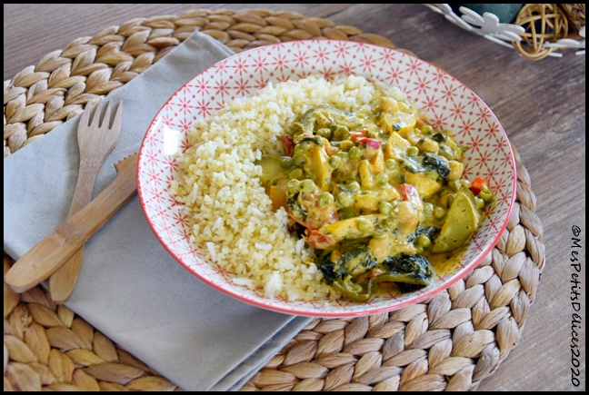 curry de légumes dété 1C Curry de légumes dété