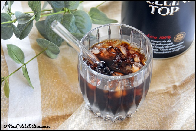café frappé 3C Café glacé