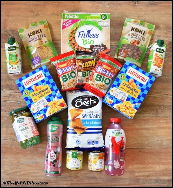 degustabox 07 2020C Salade de riz exotique