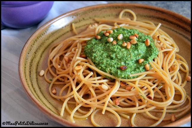 pesto fenouil 1C Pesto de fenouil