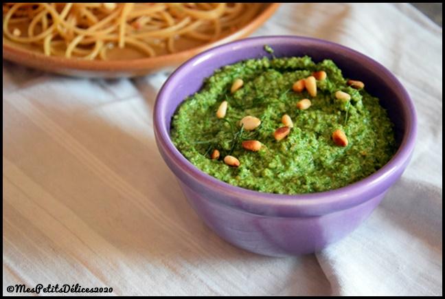pesto fenouil 2C Pesto de fenouil