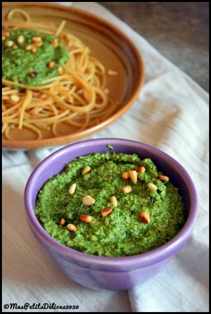 pesto fenouil 3C Pesto de fenouil