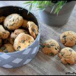 cookies IG bas graines de courge 3C