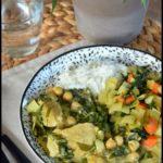 curry de veau aux blettes 3C