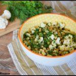 salade chou fleur pois chiches herbes 4C