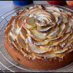 gâteau pommes mascarpone 2C