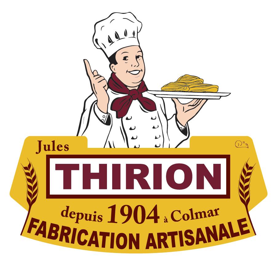 logo Thirion {Découverte} Les pâtes artisanales Thirion