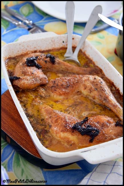 poulet à la crème et tomates séchées 1C Poulet à la crème et aux tomates séchées