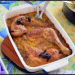 poulet à la crème et tomates séchées 2C