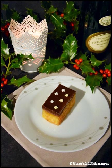moelleux clémentine et chocolat 1C Moelleux aux clémentines et au chocolat