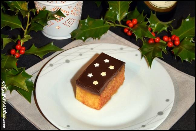 moelleux clémentine et chocolat 3C Moelleux aux clémentines et au chocolat
