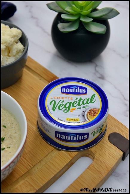 tartinade végé façon rillettes citron 1C Tartinade veggie au soja et citron façon rillettes