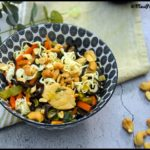 nouilles sautées poulet légumes 3C