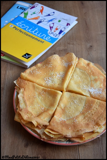 crepes 2C Pâte à crêpes : recette de base