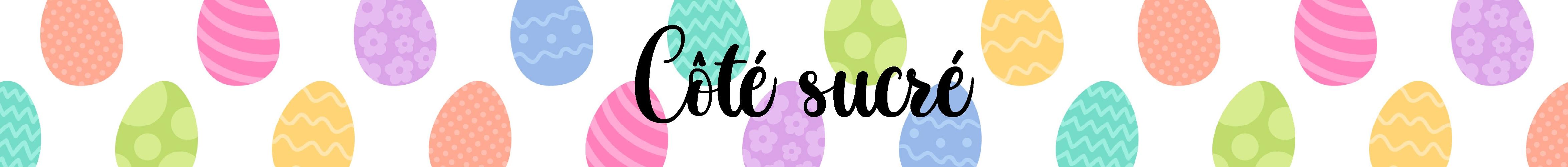 Pâques sucré Pâques