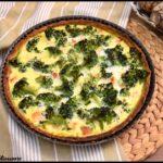 tarte brocoli saumon 1C